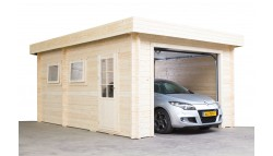 Garage Interflex 3755 met platdak