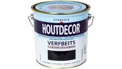 Houtdecor Verfbeits Dekkend 2.5 Liter