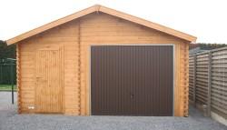 Houten Garage Kopen : Houten garage kopen in friesland tuinhuiswens